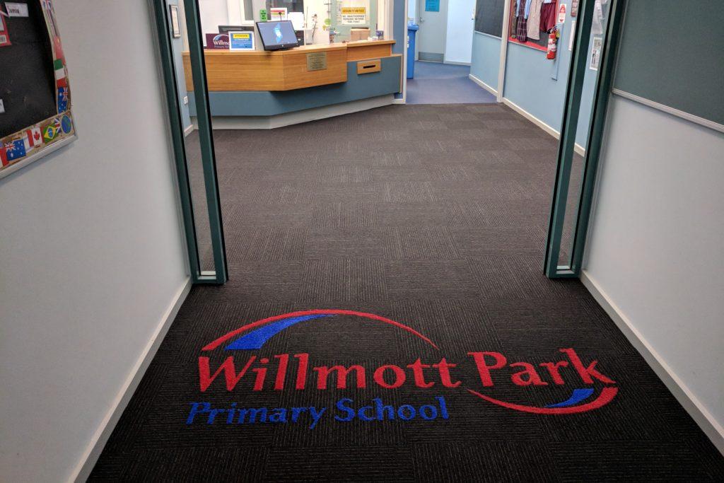 Custom Carpet for schools